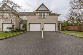 "Photo 1: 9 9470 HAZEL Street in Chilliwack: Chilliwack E Young-Yale Townhouse for sale in ""Hawthorn Place"" : MLS®# R2415637"