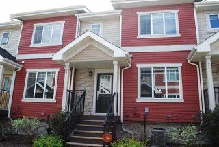 Photo 1: 22 5134 MULLEN Road in Edmonton: Zone 14 Townhouse for sale : MLS®# E4202348