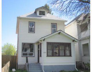 Photo 1: 569 COLLEGE Avenue in WINNIPEG: North End Residential for sale (North West Winnipeg)  : MLS®# 2916453