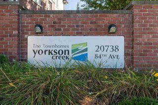 "Photo 2: 102 20738 84 Avenue in Langley: Willoughby Heights Townhouse for sale in ""Yorkson Creek"" : MLS®# R2498338"