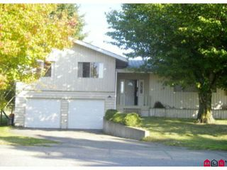 Main Photo: 3320 275TH Street in Langley: Aldergrove Langley House for sale : MLS®# F2923419