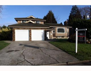"""Photo 1: 5015 ERIN Way in Tsawwassen: Pebble Hill House for sale in """"Pebble Hill"""" : MLS®# V806155"""