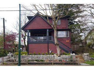 Photo 1: 3821 SOPHIA Street in Vancouver: Main House for sale (Vancouver East)  : MLS®# V819933