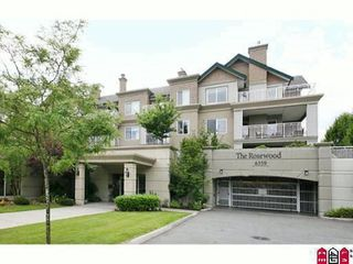 "Photo 1: 401 6359 198TH Street in Langley: Willoughby Heights Condo for sale in ""ROSEWOOD"" : MLS®# F1009174"
