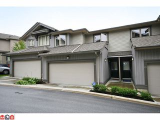 "Photo 1: 21 20326 68 Avenue in Langley: Willoughby Heights Townhouse for sale in ""Sunpointe"" : MLS®# F1025834"