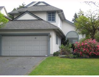 Photo 1: 2032 FRAMES Court in North_Vancouver: Indian River House for sale (North Vancouver)  : MLS®# V753316