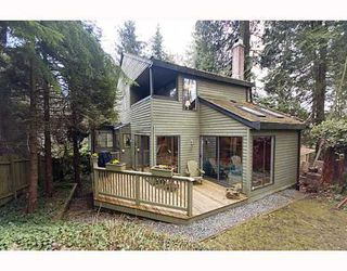 Photo 1: 1482 ROSS Road in North_Vancouver: Lynn Valley House for sale (North Vancouver)  : MLS®# V759338