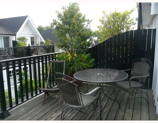 Photo 6: 2134 W 8TH Avenue in Vancouver: Kitsilano Townhouse for sale (Vancouver West)  : MLS®# V772385