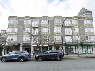 Main Photo: 311 5723 BALSAM Street in Vancouver: Kerrisdale Condo for sale (Vancouver West)  : MLS®# R2436547