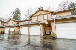 """Main Photo: 131 14861 98 Avenue in Surrey: Guildford Townhouse for sale in """"MANSIONS"""" (North Surrey)  : MLS®# R2447989"""