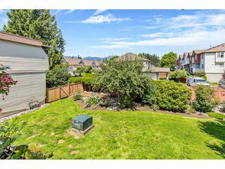"""Photo 37: 8 9446 HAZEL Street in Chilliwack: Chilliwack E Young-Yale Townhouse for sale in """"Delong Gardens"""" : MLS®# R2475378"""