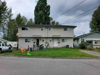"Main Photo: 2377 - 2383 QUINCE Street in Prince George: VLA Duplex for sale in ""VLA"" (PG City Central (Zone 72))  : MLS®# R2495418"
