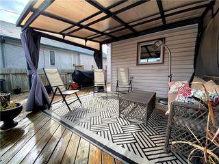 Photo 28: 319 Berry Street in Winnipeg: St James Residential for sale (5E)  : MLS®# 202025032