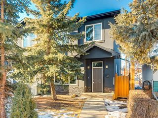 Main Photo: 3137 44 Street SW in Calgary: Glenbrook Semi Detached for sale : MLS®# A1062845