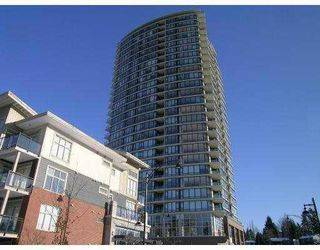 "Photo 1: 2304 400 CAPILANO Road in Port Moody: Port Moody Centre Condo for sale in ""ARIA 2"" : MLS®# V804851"