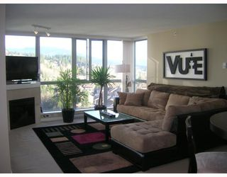 "Photo 2: 1701 295 GUILDFORD Way in Port Moody: North Shore Pt Moody Condo for sale in ""THE BENTLY"" : MLS®# V805174"