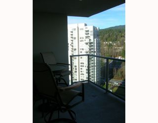 "Photo 9: 1701 295 GUILDFORD Way in Port Moody: North Shore Pt Moody Condo for sale in ""THE BENTLY"" : MLS®# V805174"
