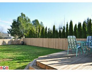 Photo 9: 2210 MARTENS Street in Abbotsford: Poplar House for sale : MLS®# F1003280
