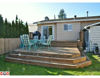 Photo 8: 2210 MARTENS Street in Abbotsford: Poplar House for sale : MLS®# F1003280
