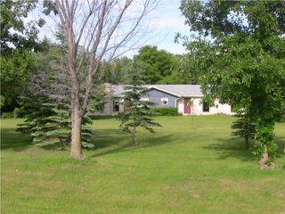 Photo 1: 79059 Pr322 Road in ARGYLE: Argyle / Balmoral / Grosse Isle / Gunton / Stony Mountain / Stonewall / Marquette / Warren / Woodlands Residential for sale (Winnipeg area)  : MLS®# 1007994