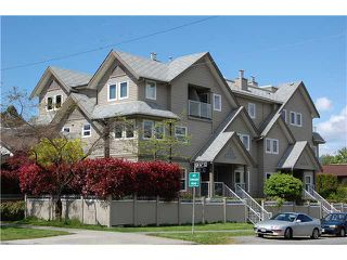 "Photo 1: 1 3189 ASH Street in Vancouver: Fairview VW Condo for sale in ""FAIRVIEW"" (Vancouver West)  : MLS®# V828474"