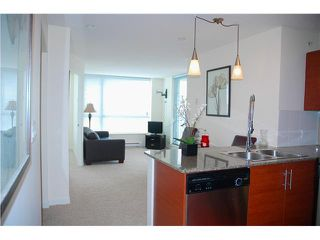 "Main Photo: 1101 833 AGNES Street in New Westminster: Downtown NW Condo  in ""NEWS"" : MLS®# V839801"