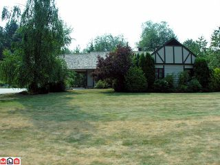 Photo 1: 8839 NEALE Drive in Mission: Mission BC House for sale : MLS®# F1020810