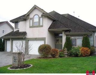 "Photo 1: 16776 85TH Avenue in Surrey: Fleetwood Tynehead House for sale in ""Cedar Grove"" : MLS®# F1102551"