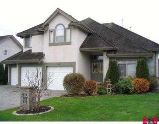 "Photo 1: 16776 85TH Avenue in Surrey: Fleetwood Tynehead House for sale in ""Cedar Grove"" : MLS®# F1102551"