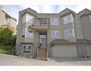 "Photo 2: 415 1215 LANSDOWNE Drive in Coquitlam: Upper Eagle Ridge Townhouse for sale in ""SUNRIDGE ESTATES"" : MLS®# V718223"