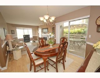 "Photo 3: 415 1215 LANSDOWNE Drive in Coquitlam: Upper Eagle Ridge Townhouse for sale in ""SUNRIDGE ESTATES"" : MLS®# V718223"