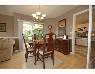"Photo 4: 415 1215 LANSDOWNE Drive in Coquitlam: Upper Eagle Ridge Townhouse for sale in ""SUNRIDGE ESTATES"" : MLS®# V718223"