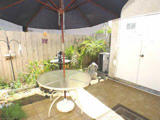 Photo 2: EL CAJON Residential for sale : 2 bedrooms : 1107 Decker St #B