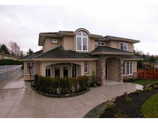 Main Photo: 3098 ROYCROFT CT in Burnaby: Government Road House for sale (Burnaby North)  : MLS®# V547938