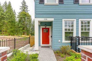 Photo 2: 104 3410 QUEENSTON Avenue in Coquitlam: Burke Mountain Condo for sale : MLS®# R2396959
