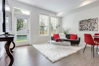 Photo 10: 104 3410 QUEENSTON Avenue in Coquitlam: Burke Mountain Condo for sale : MLS®# R2396959