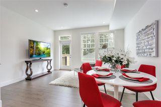 Photo 9: 104 3410 QUEENSTON Avenue in Coquitlam: Burke Mountain Condo for sale : MLS®# R2396959