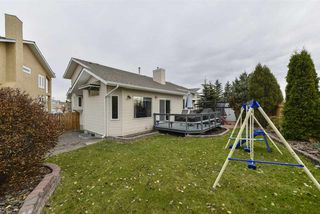 Photo 33: 243 RUNNING CREEK Lane in Edmonton: Zone 16 House for sale : MLS®# E4180453