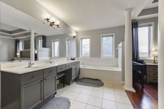Photo 17: 243 RUNNING CREEK Lane in Edmonton: Zone 16 House for sale : MLS®# E4180453