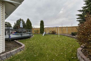 Photo 31: 243 RUNNING CREEK Lane in Edmonton: Zone 16 House for sale : MLS®# E4180453