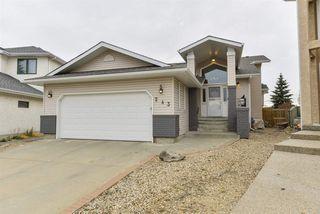Photo 32: 243 RUNNING CREEK Lane in Edmonton: Zone 16 House for sale : MLS®# E4180453