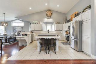 Photo 2: 243 RUNNING CREEK Lane in Edmonton: Zone 16 House for sale : MLS®# E4180453
