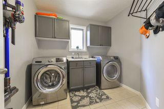Photo 23: 243 RUNNING CREEK Lane in Edmonton: Zone 16 House for sale : MLS®# E4180453