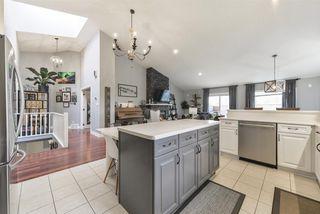 Photo 3: 243 RUNNING CREEK Lane in Edmonton: Zone 16 House for sale : MLS®# E4180453