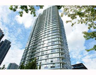 "Main Photo: 1209 928 BEATTY Street in Vancouver: Downtown VW Condo for sale in ""MAX 1"" (Vancouver West)  : MLS®# SOLD"
