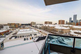 Photo 15: 612 10142 111 Street in Edmonton: Zone 12 Condo for sale : MLS®# E4194047