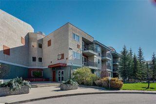Photo 3: 106 69 SPRINGBOROUGH Court SW in Calgary: Springbank Hill Apartment for sale : MLS®# C4299091