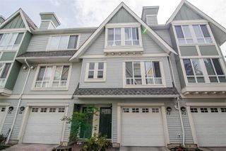 "Photo 1: 23 16388 85 Avenue in Surrey: Fleetwood Tynehead Townhouse for sale in ""CAMELOT VILLAGE"" : MLS®# R2465103"