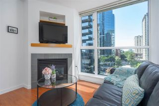 "Photo 3: 1106 1068 HORNBY Street in Vancouver: Downtown VW Condo for sale in ""The Canadian at Wall Centre"" (Vancouver West)  : MLS®# R2485432"