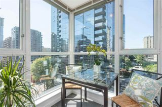 "Photo 10: 1106 1068 HORNBY Street in Vancouver: Downtown VW Condo for sale in ""The Canadian at Wall Centre"" (Vancouver West)  : MLS®# R2485432"